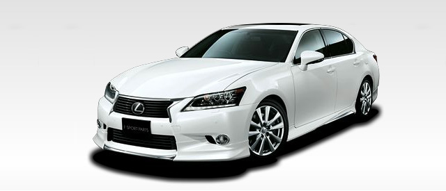 Lexus GS Modellista Body Kit