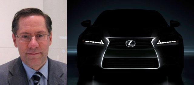 Lexus New Design Karl Schlicht
