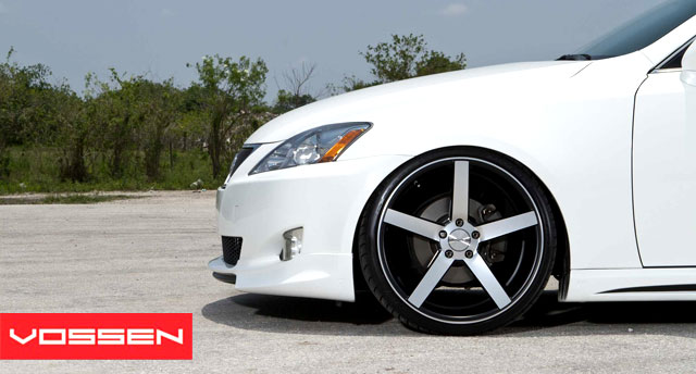 Lexus Enthusiast Vossen Wheels Sponsor
