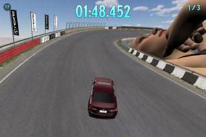Lexus Tori 500 iOS Game