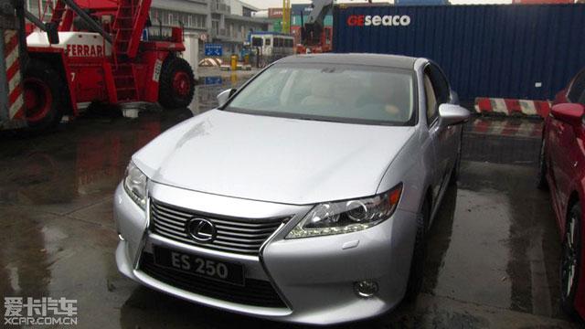 2013 Lexus ES 250