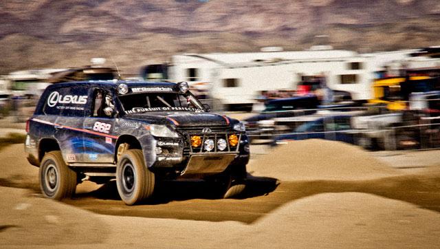 Lexus LX Racer Racing