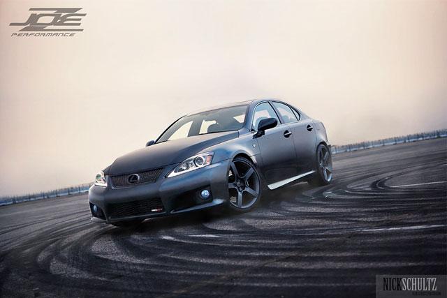 Joe Z's Lexus IS F