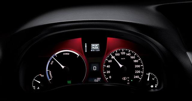 Lexus RX 450h 10