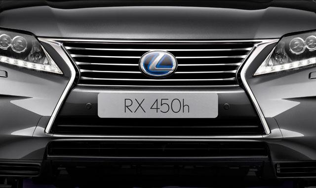 Lexus RX 450h 3