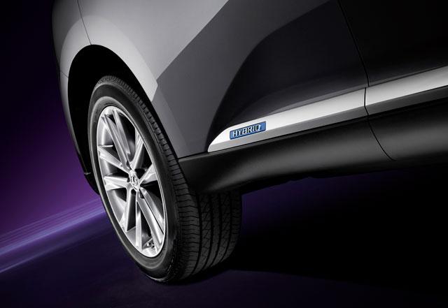 Lexus RX 450h 5