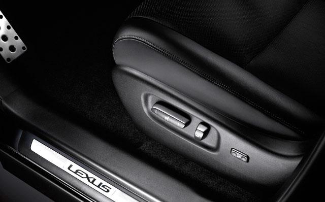 Lexus RX 450h Seat