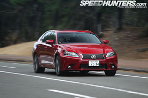 Lexus GS Speedhunters Photo