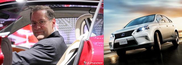 Karl Schlicht Lexus Idea Engine