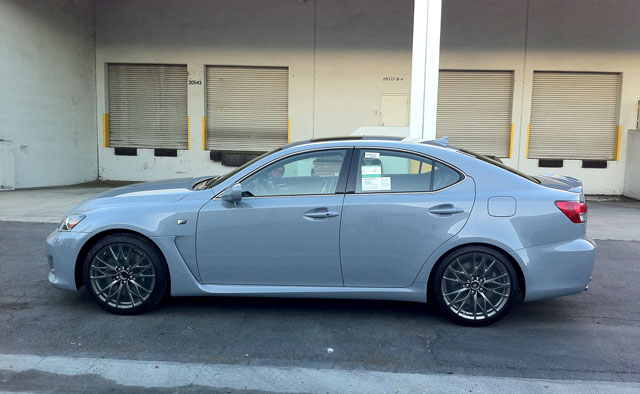 Scion Cement Grey : Lexus is f in scion cement gray enthusiast