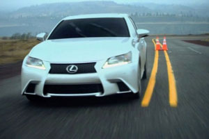 Lexus GS Shut Up & Drive