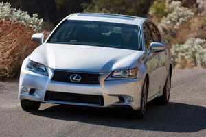 Car & Driver Lexus GS Review