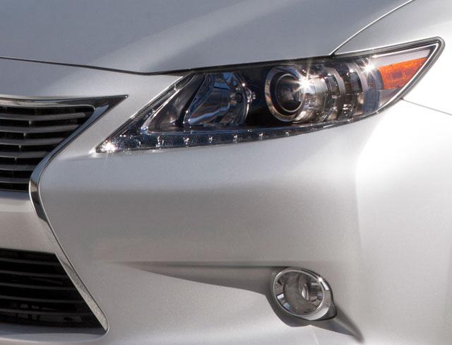 2013 Lexus ES Teaser