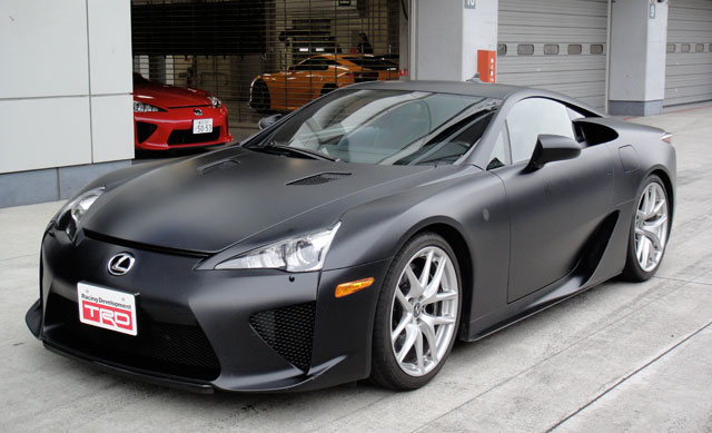 Planes Trains Supercars A Lexus Lfa Owner Visits Japan Part
