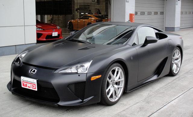 Lexus LFA Owner Lede