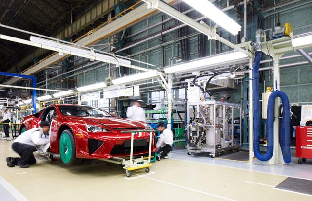 Lexus LFA Works 3