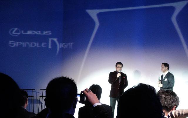 Lexus LFA Owner Akio Toyoda