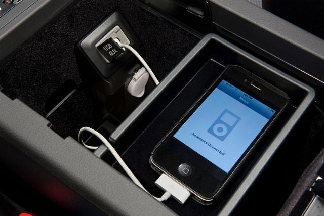 Lexus RX F Sport iPod