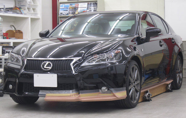 2013 Lexus GS Wald International Buildlog 1