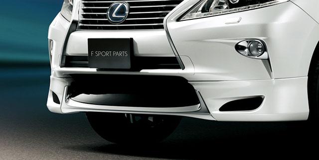 2013 Lexus RX Modellista Front Bumper