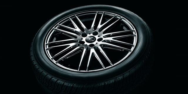 2013 Lexus RX Modellista Wheels