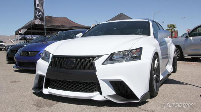 Project Lexus GS F Sport at MFest