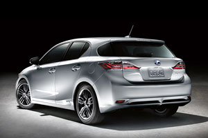 Lexus CT 200h Japan Award