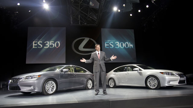 Mark Templin Introduces the 2013 ES