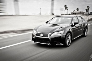 Lexus GS F Sport Photos