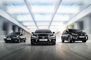 Lexus Norway Wins