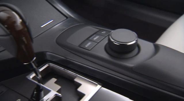2013 Lexus ES Display Audio Controller