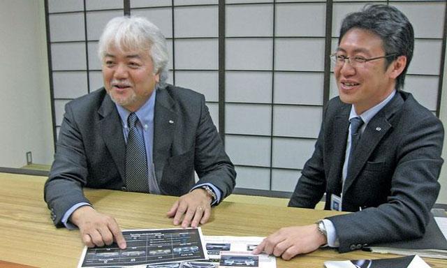 Lexus Executives Hituta & Inatomi