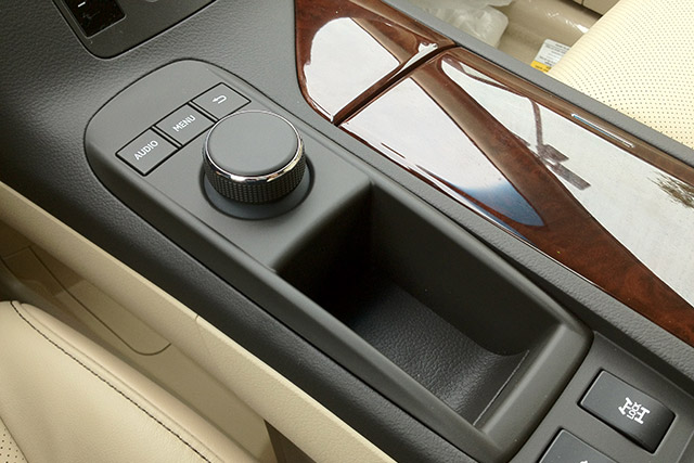 Lexus Display Audio Controller