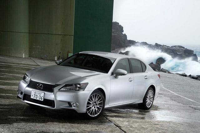 WebCG Photo of the Lexus GS 250