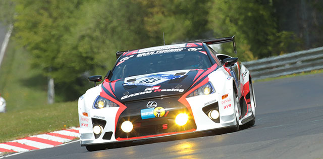 Lexus LFA Places 15th overall