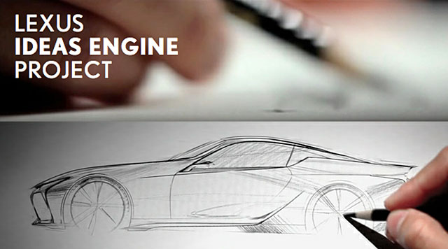 Lexus Ideas Engine