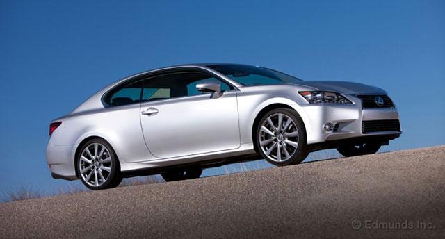 2014 Lexus GS Coupe