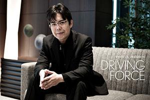Lexus Chief Engineer Toshio Asahi