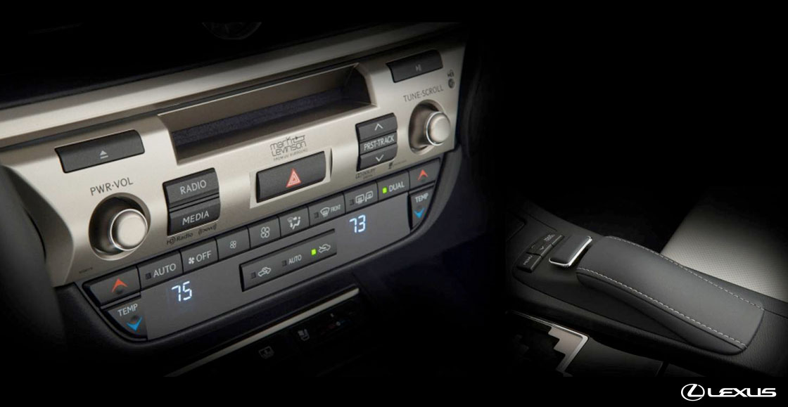 lexus es 250 navigation system