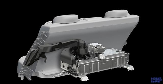 Lexus ES Hybrid Battery Pack