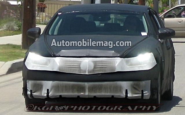 2013 Lexus LS Sedan Front Grille