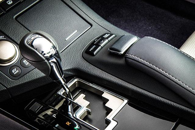 2013 Lexus ES Remote Touch Controller