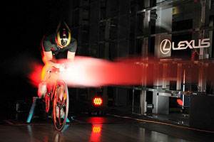 Lexus & Eddie Merckx Bikes Team Up