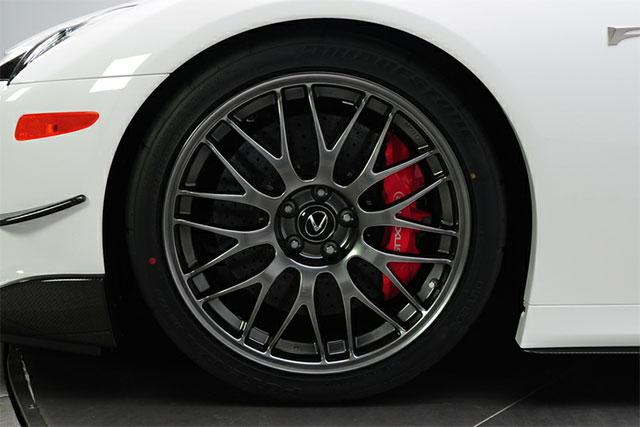 #296 Lexus LFA Wheel