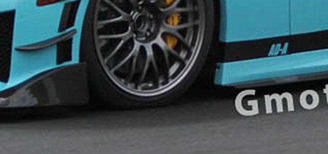 Lexus LFA AD-A Decal