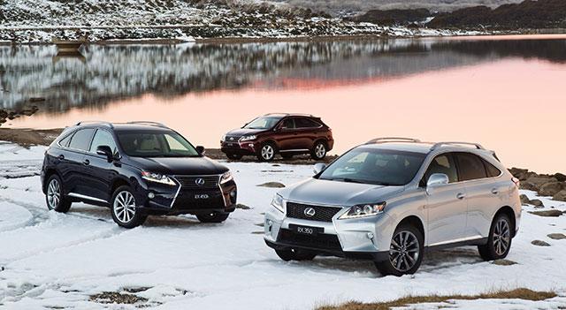 Lexus RX Family