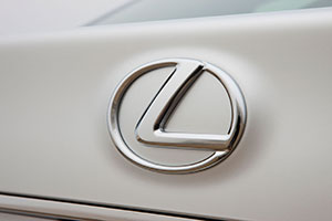 Lexus Logo Badge