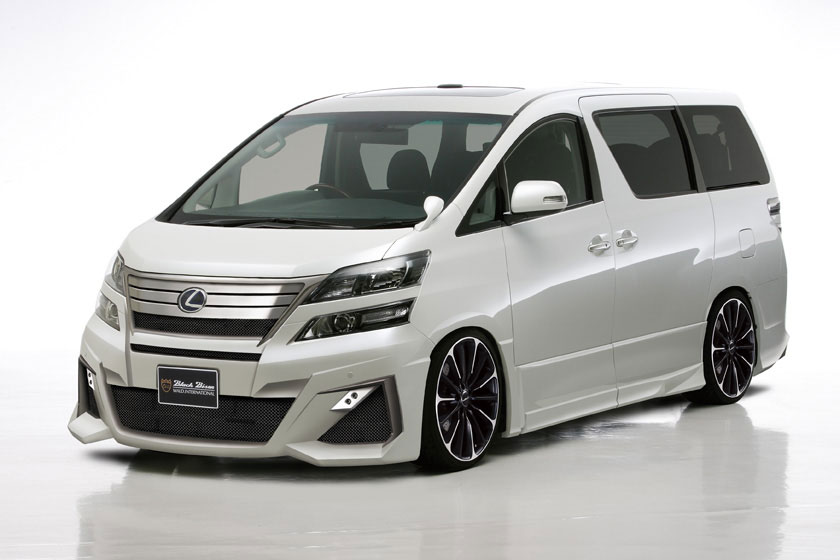 Lexus Gs Wagon >> Lexus Minivan by Wald International | Lexus Enthusiast