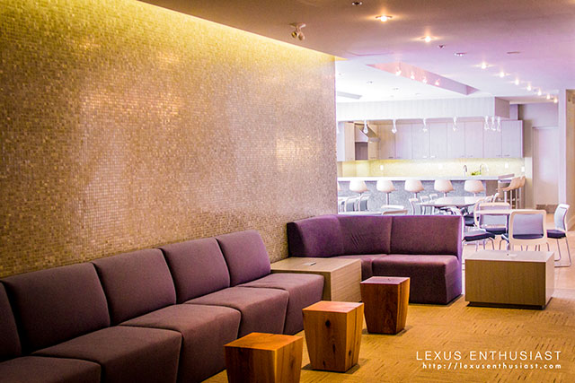 Lexus Downtown Lounge