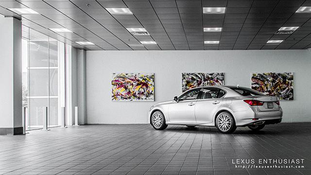 Lexus GS Lexus Downtown